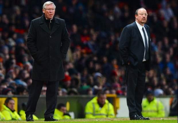 Benitez confirms Sir Alex Ferguson handshake snub