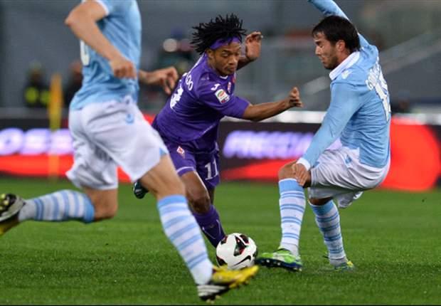 0:2 gegen Florenz! - Lazios Krise hält an