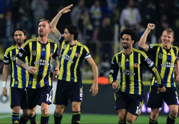 4:1! - Fenerbahce schießt Bursaspor ab