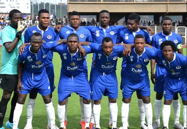 Shooting Stars broke Gombe United's hoodoo in Ibadan