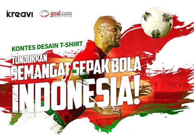 POLLING: 20 Karya Terbaik Kontes Desain T-Shirt GOAL.com Indonesia