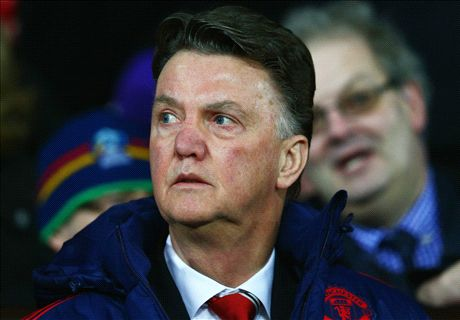 LVG: I'd know if United spoke to Mou