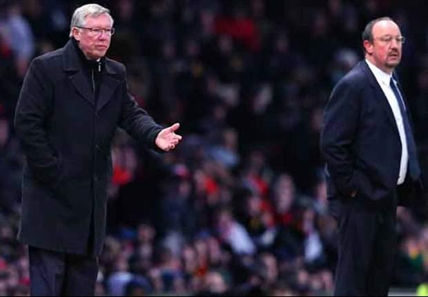 Sir Alex Ferguson spielt englisches CL-Aus herunter