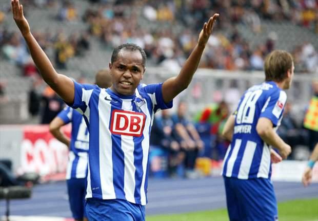 2. Liga: Hertha BSC wieder an der Spitze, MSV Duisburg setzt sich ab