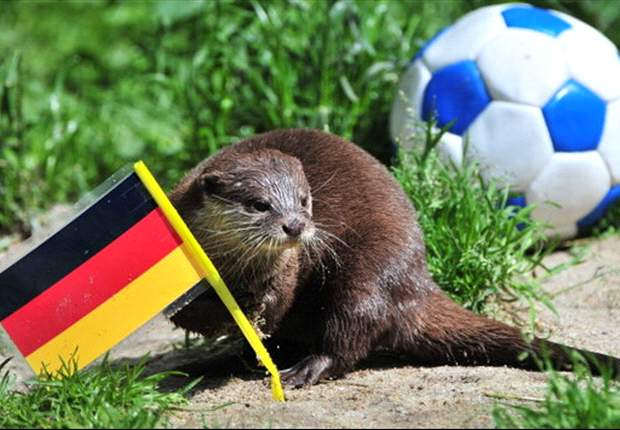 Extra Time: Marten invades Swiss match & causes chaos