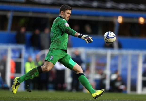 Butland aims to usurp Begovic as Stoke No.1