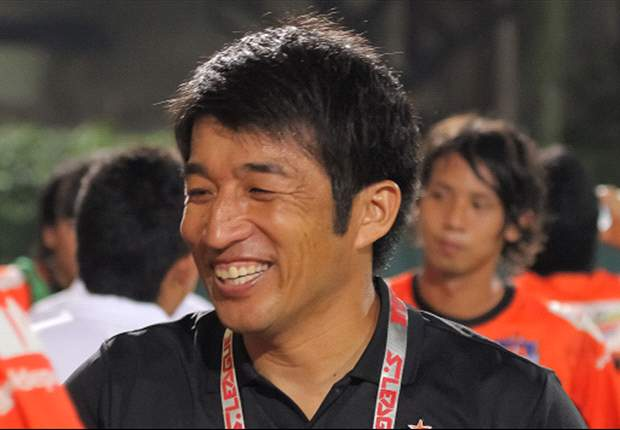 Sugiyama not getting carried away with title talk