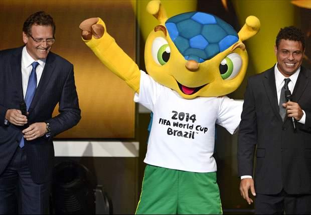 Ronaldo: 'Demissão de Mano Menezes foi precipitada'