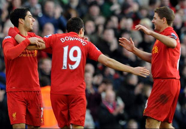Steven Gerrard Optimistis Luis Suarez Bertahan