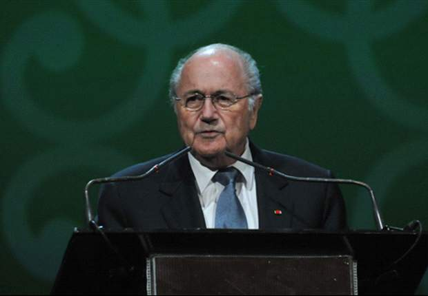 FIFA president Blatter has Twitter account hacked