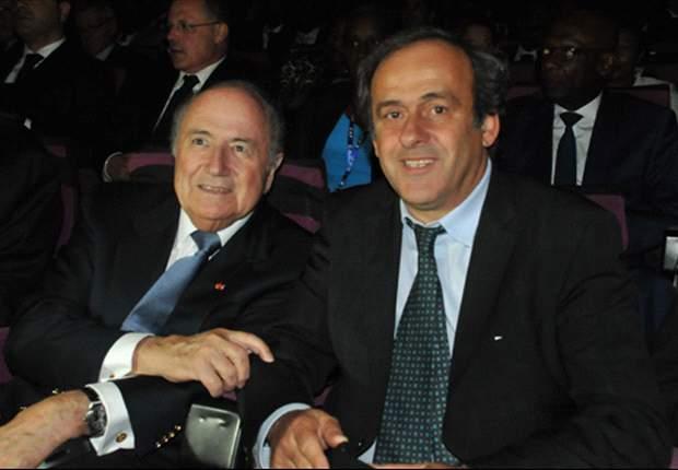 Sepp Blatter Tuding Michel Platini Halangi Penggunaan Teknologi