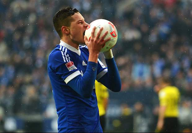 Schalke chief expects Draxler stay despite Arsenal interest