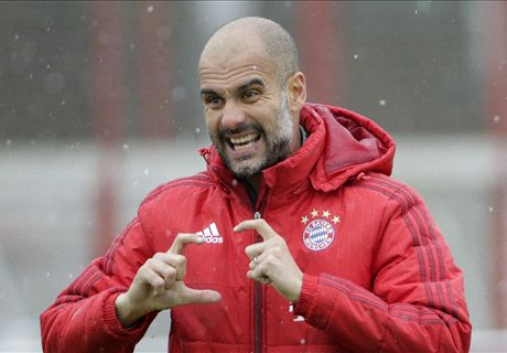Guardiola hits out at German press