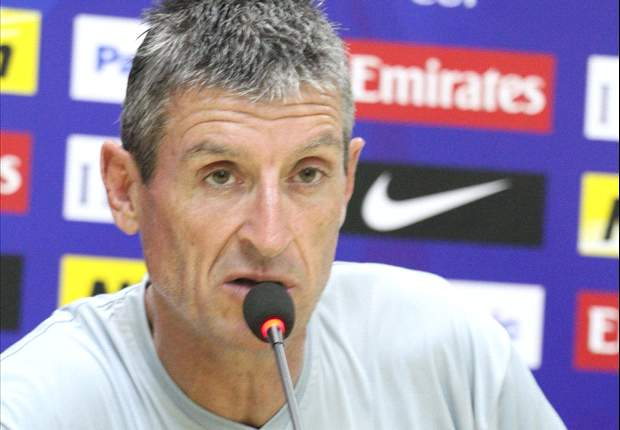 The title race is still on - East Bengal coach Trevor Morgan