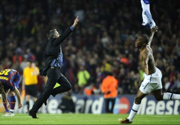 José Mourinho hace un guiño al Inter de Milán