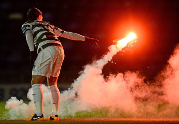 Shamrock Rovers 'disappointed' with Setanta Sports Cup crowd trouble