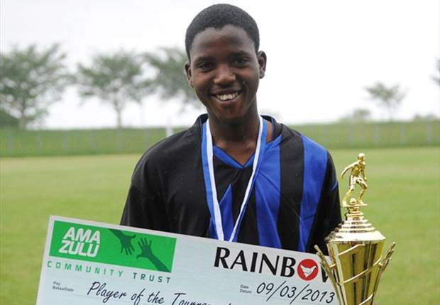 AmaZulu joins hands with Rainbow Chickens to develop schools soccer