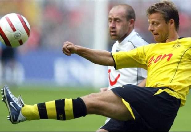 Spielte neun Jahre in schwarz-gelb: Christian Wörns
