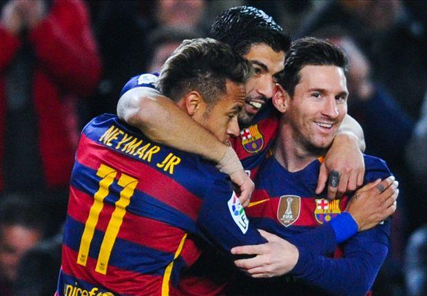 Suarez rules out Neymar leaving Barcelona