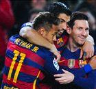Suarez rules out Neymar leaving Barca
