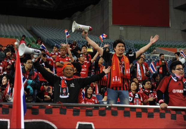 REVIEW Liga Champions Asia: Wakil Cina Imbang, Muangthong United Tumbang