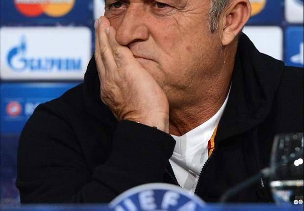 Referee scared of Real Madrid, blasts Terim