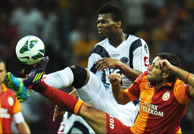 Kalu Uche leads the scorers chart in Turkey with 15 goals