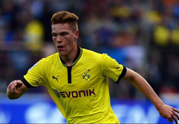 FC St. Pauli verpflichtet Talent Marcel Halstenberg von Borussia Dortmund
