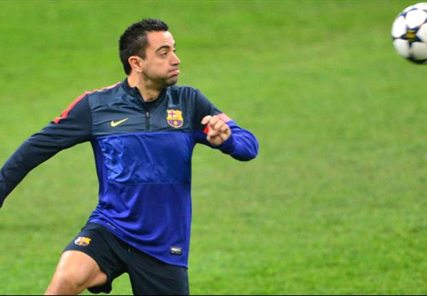 Xavi Siap Dimainkan Lawan Paris Saint-Germain