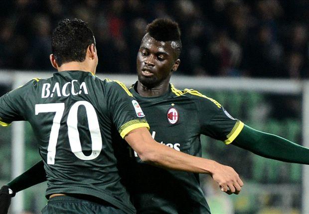 ไฮไลท์  Palermo 0 - 2 AC Milan