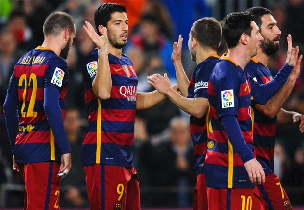 ไฮไลท์  Barcelona 7 - 0 Valencia