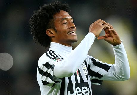 Cuadrado helps Juve to record win