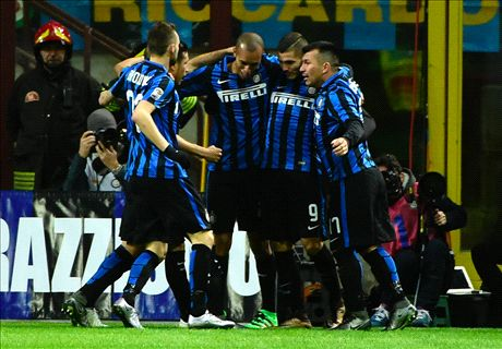 FT: Inter 1-0 Chievo