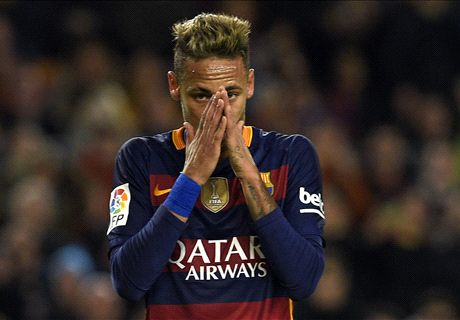 Man Utd's Neymar bid a desperate move