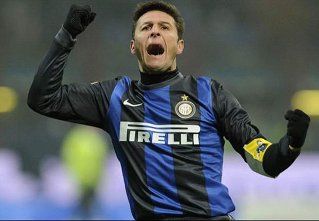 Zanetti slams 'shameful' referee