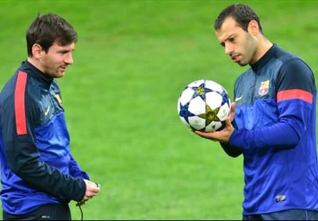 Barca-Rückendeckung für Messi