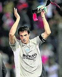 Sebastián Saja, Argentina International
