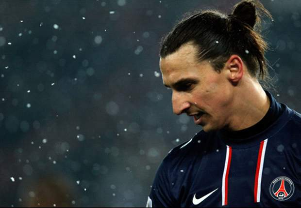 I told the referee to be quiet, says Ibrahimovic