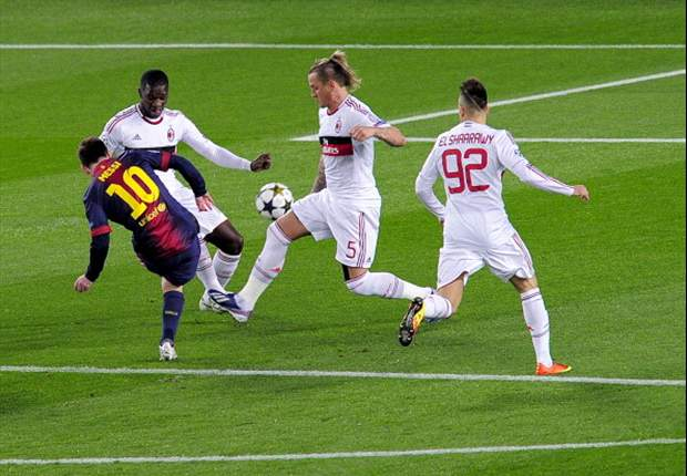 Messi: Everything came off perfectly for Barcelona