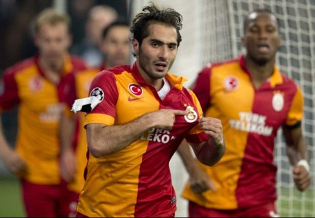 Hamit Altintop califica al Galatasaray como el Barça de Turquía