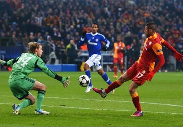 """Galatasaray Istanbuls Burak Yilmaz: """"Wenn wir Real Madrid schlagen, gewinnen wir die Champions League"""""""
