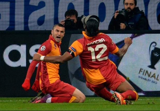 Terim talks up Drogba-Burak partnership