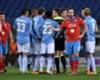 Lazio-Napoli sospesa, c'è un precedente