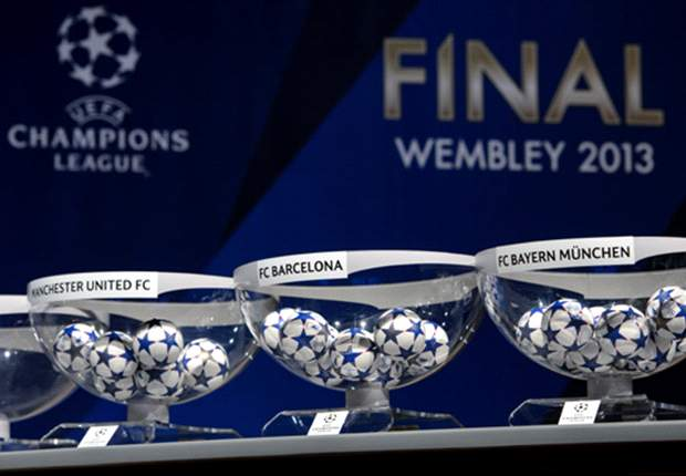 Barcelona to face Paris Saint-Germain, Bayern Munich to take on Juventus - the Champions League quarter-final draw in full