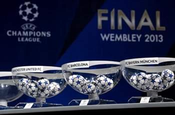 Barcelona to face PSG, Bayern Munich to take on Juve following Champions League quarterfinal draw