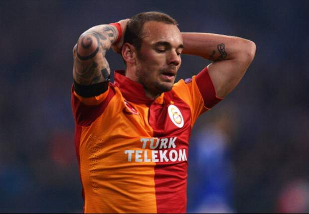 Sneijder to be rested for Super Lig tie