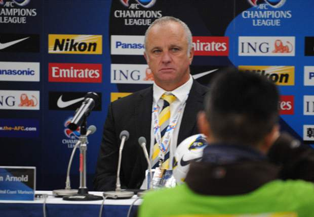 Domingues the difference, said Central Coast Mariners coach Graham Arnold