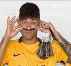 Neymar: as mudanças do craque brasileiro