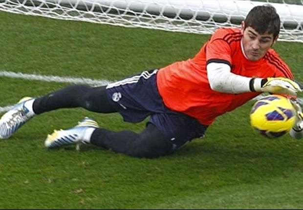 Casillas will make the bench for Madrid in Levante match