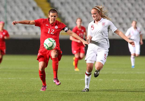 Canada 0-1 England: Canadian women fall in Cyprus Cup final